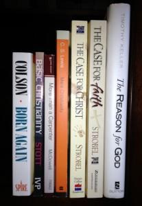 Books for skeptics