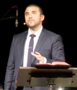 Dave Lomas Senior Pastor