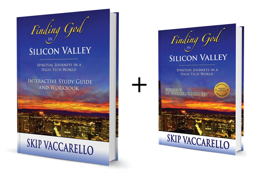 Finding God in Silicon Valley Book & Workbook Combo