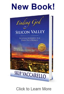 Finding God in Silicon Valley Book Ad