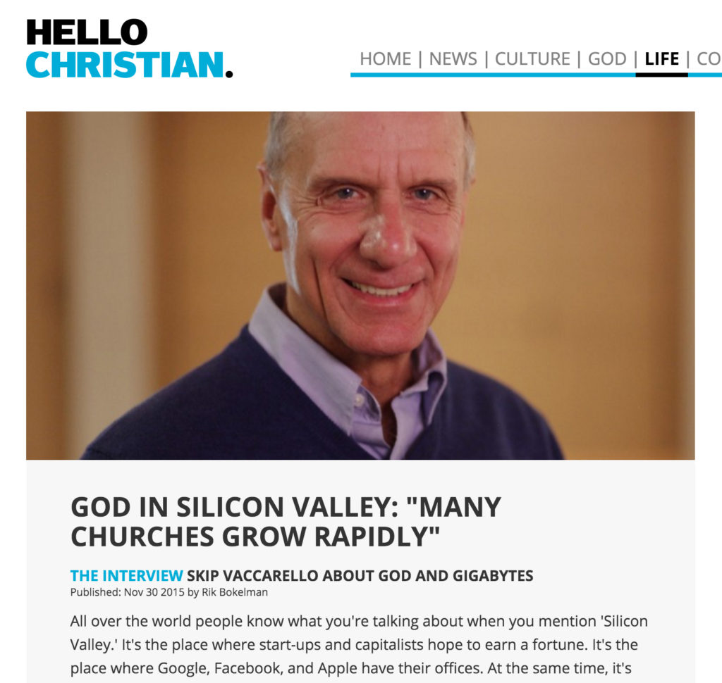 Hello Christian Article